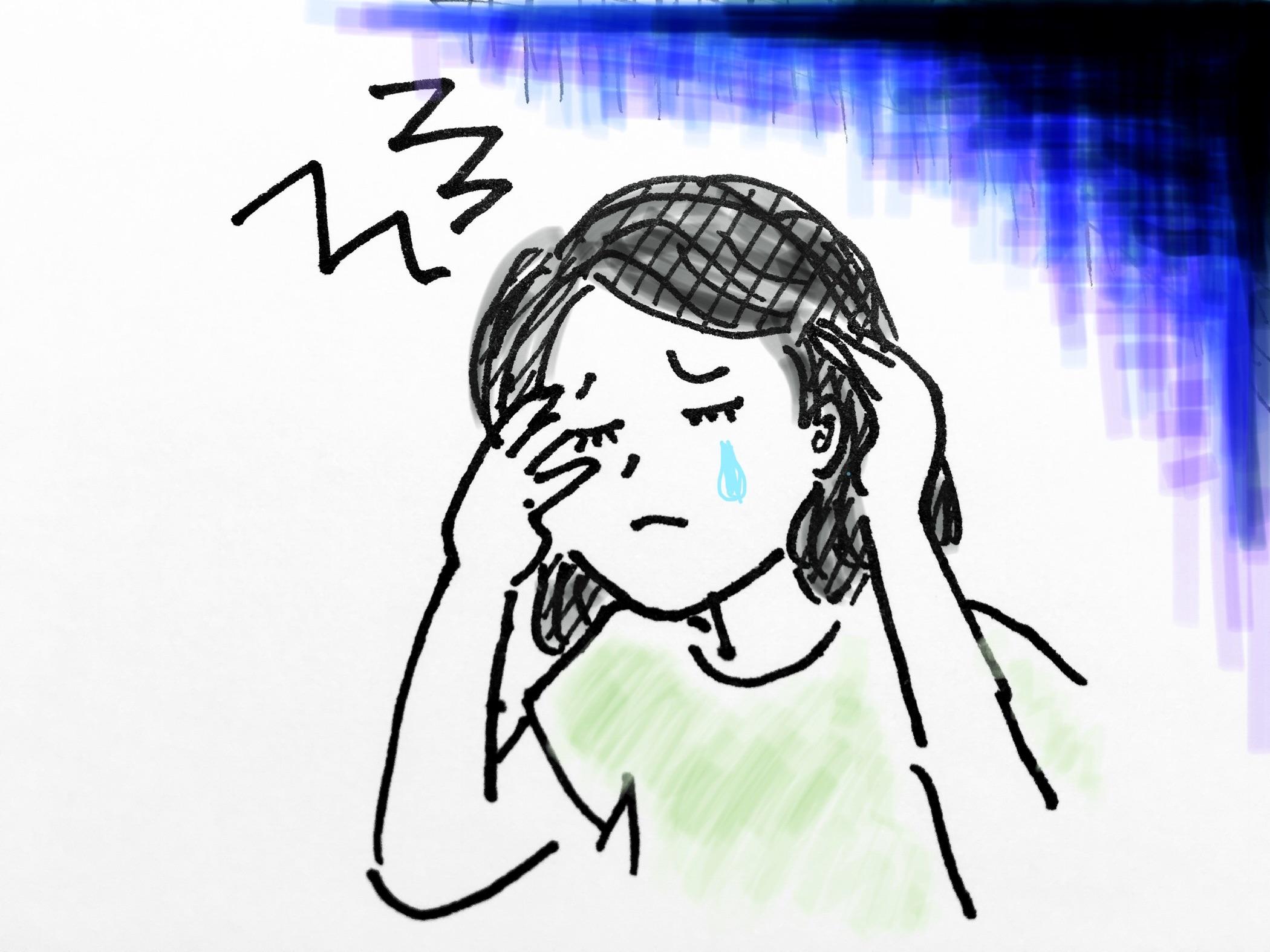 ヨガは偏頭痛改善に抜群の効果を発揮します