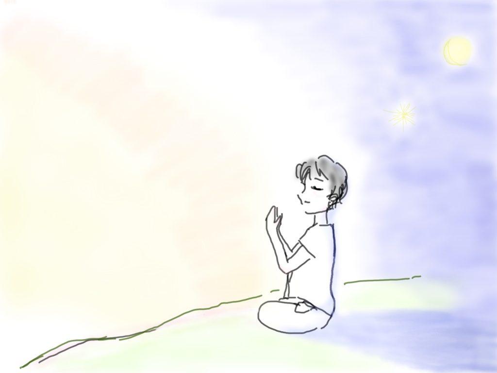 【一木富佐栄ヨーガコラム】思い込む